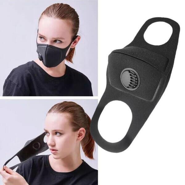 употреба, маска за лице