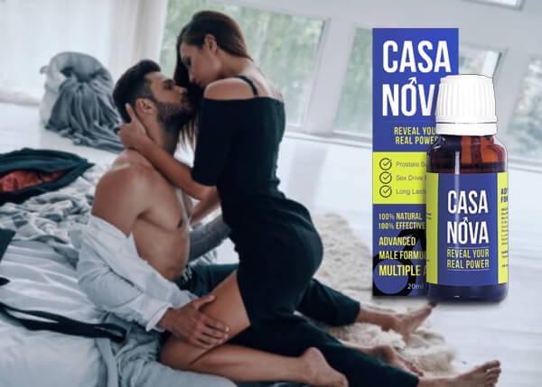 двойка, секс, капки casanova