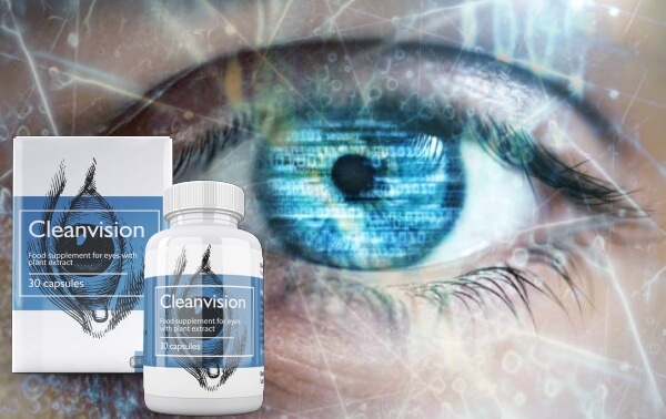капсули cleanvision, очи