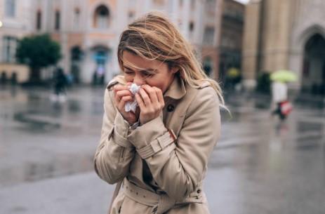 жена, слаб имунитет