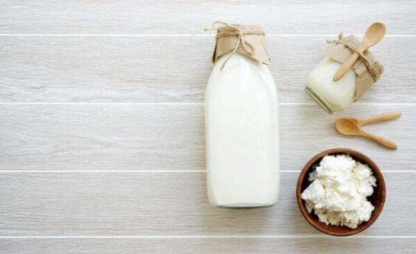 кефир, мляко