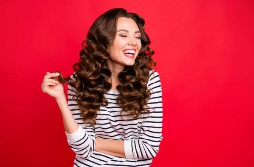 здрава коса, грижа за косата, жена