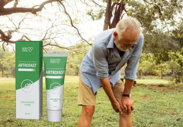ArtroFast Крем, ставни болки, коляно