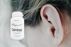 Calminax – Био-Формула за Спокойствие при Проблеми със Слуха и Шума в Ушите!