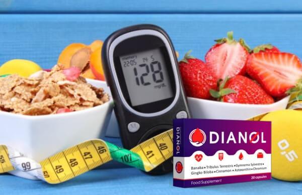 dianol, диабет