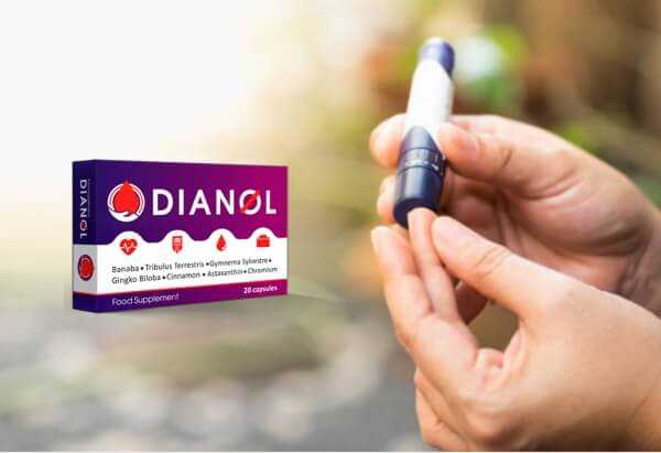 dianol капсули, диабет, кръвна захар