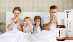 Immuten Капки – Органична формула за естествено повишаване на нивата на имунитета през 2020 г.!