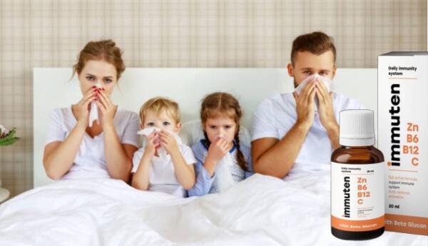 immuten капки, семейство, имунитет, имунна система, болест
