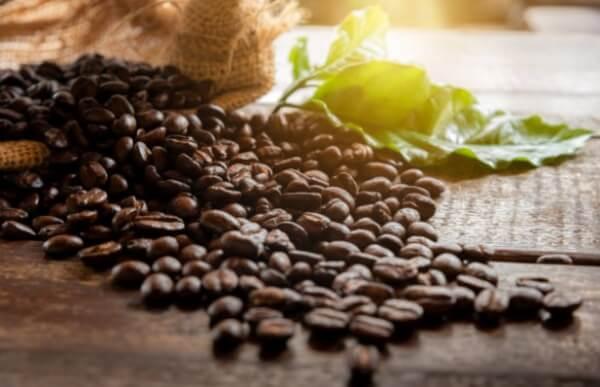 кофеин, кафе на зърна