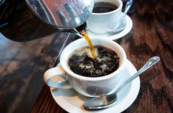 чаша кафе, кафеварка