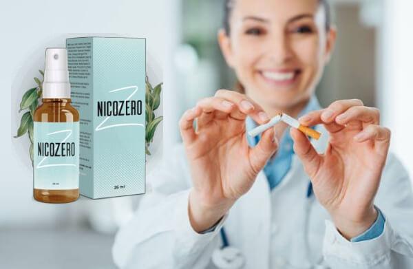 доктор, nicozero спрей, цигара