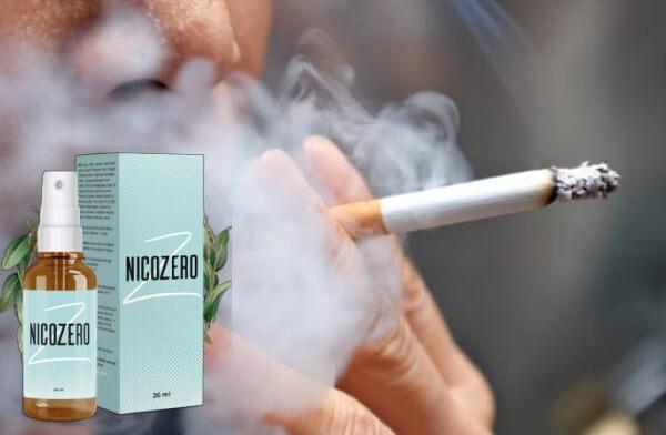 nicozero спрей, цигари, отказ