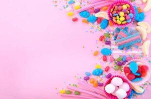 сладко, отказ, желирани бонбони