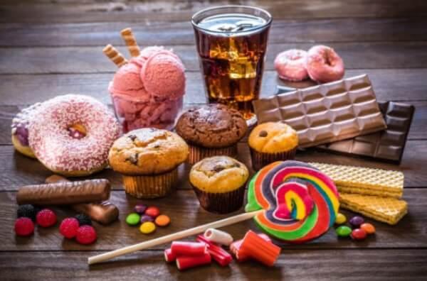 сладко, захар, газирана напитка, близалка