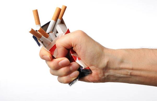 отказ от цигари, тютюнопушене
