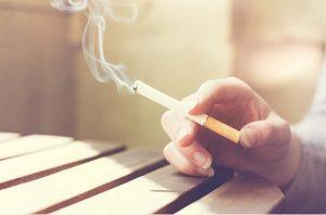 Тютюнопушене, цигара, дим