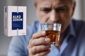 AlkoZeron – Изцяло Натурална Формула за Пълен Детокс на Тялото и Черния Дроб!
