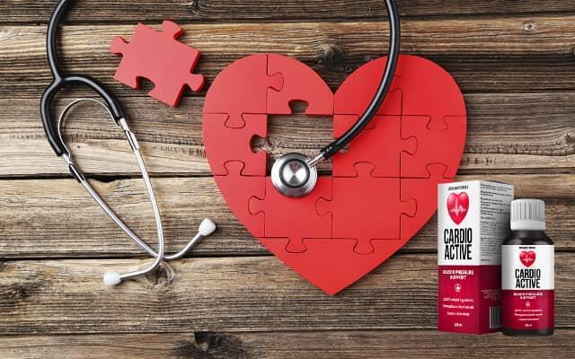 Cardio Active капки цена България