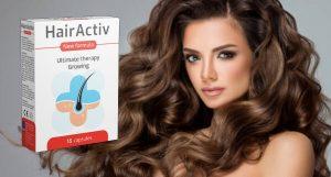 HairActiv – Единна Формула с Екстракт от Хвощ, Рукола и Комплекс на Витамини B и D!