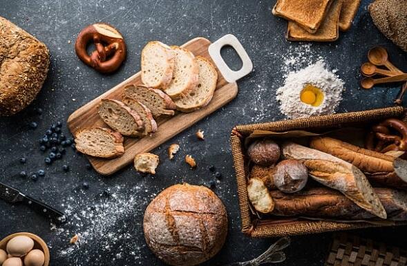 безглутенова диета, хляб