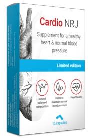 Cardio NRJ 15 Капсули България