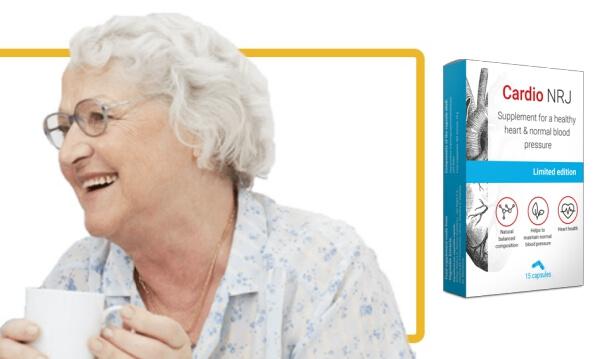 жена, капсули против хипертония кардио енерджи