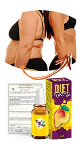 diet spray, отслабване, мнения