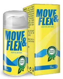 Move&Flex Крем 15ml България