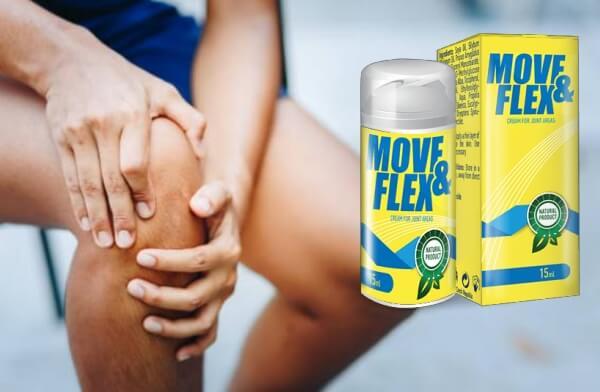 Move&Flex крем, болки в ставите, коляно