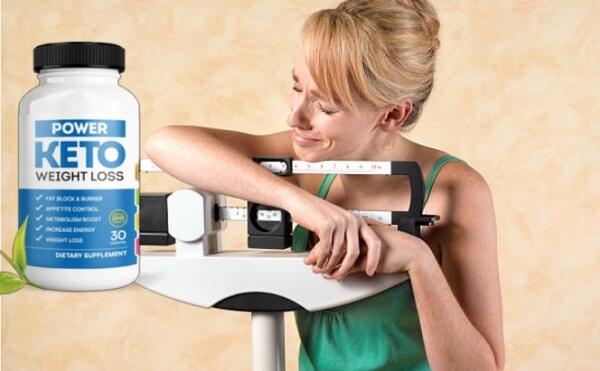 power keto weight loss капсули, жена, отслабване
