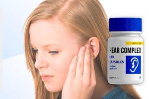 Hear Complex – По-Остър Слух Без Шум в Ушите през 2020 г. по Естествен Път!