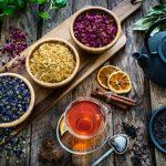 Детокс, детоксикация, чайове, билки