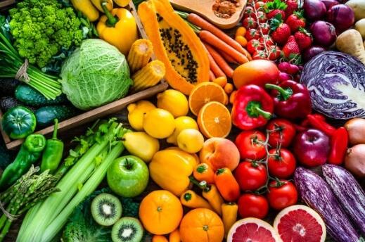 свежи плодове и зеленчуци