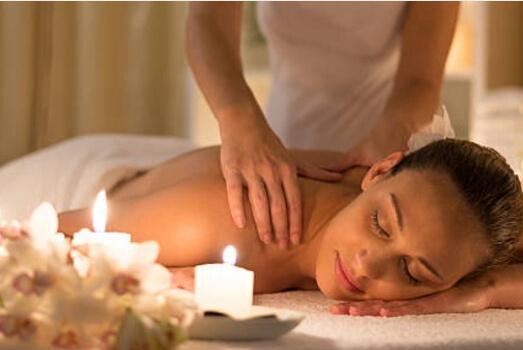 парна баня и масаж