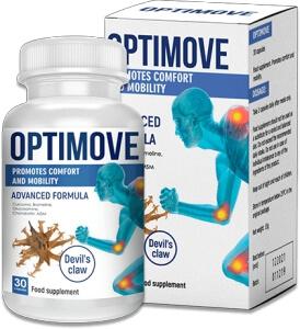 OptiMove advanced formula 30 капсули България