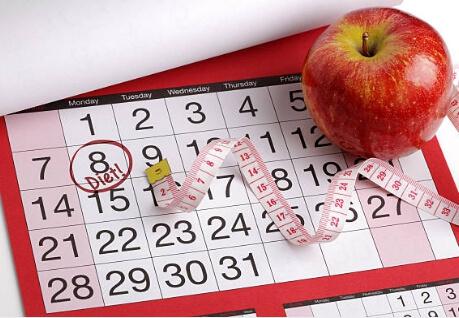 японска диета, календар