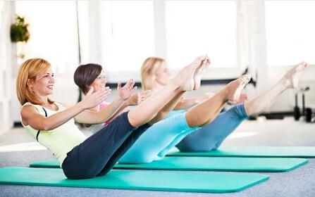 упражнения, жени