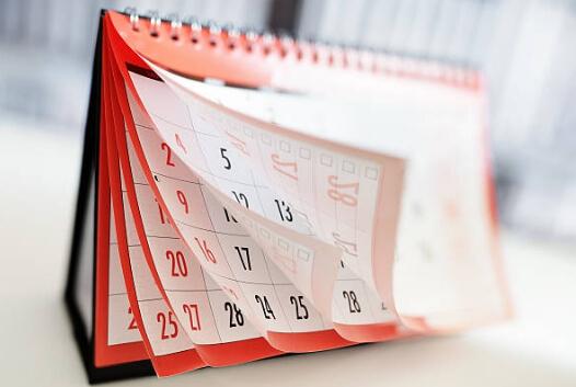 календар, точкова диета