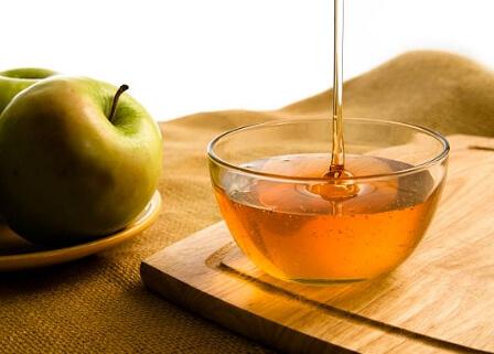 диета, ябълка, мед
