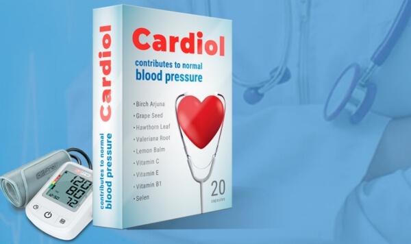 кардиол капсули