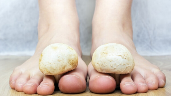 аспирин крака гъбички