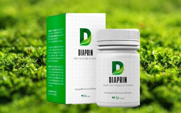 Diaprin цена България диабет