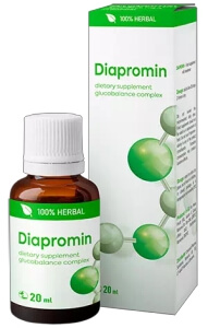 Diapromin Капки 20 мл България