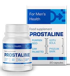 ProstaLine за простата 20 Капсули България