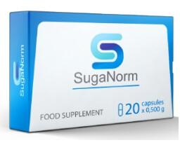 Suganorm опаковка капсули диабет България
