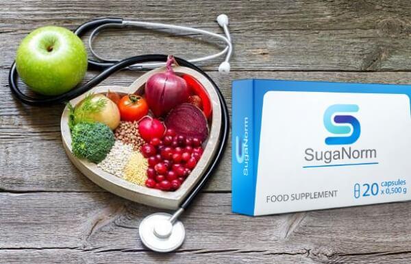 SugaNorm, купа с плодове и зеленчуци