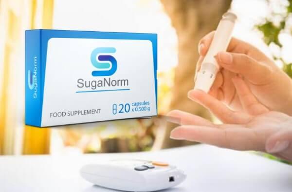 суганорм тест за нивата на захар в кръвта