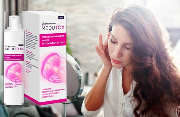 медутокс приложение, жена поставя крем