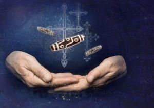 Nine Eyed Dzi Bead Amulet за привличане на късмет и щастие – мнения, цена и формула