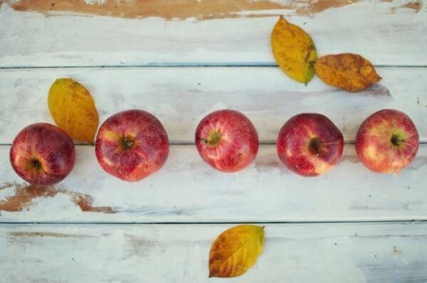 ябълки оцет гъбични инфекции